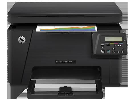 Sửa máy in HP Color Laserjet Pro MFP M176N